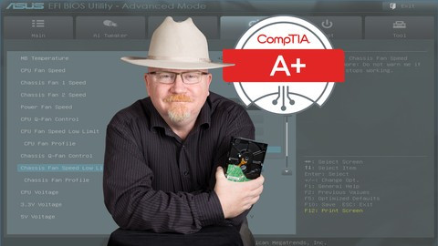 CompTIA A+ Certification 901 course by mike meyers