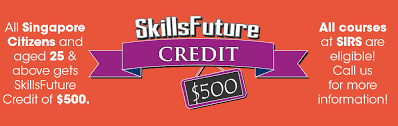 SkillsFuture Credit Program Singapore