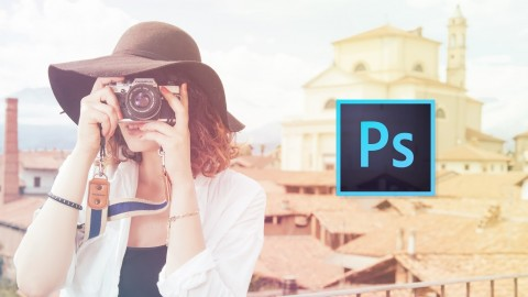 Most popular photoshop course on udemy