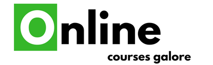 Online Courses Galore