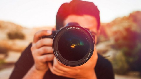 Learn Professional Photography With Udemy From Scratch