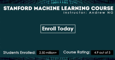 best selling machine learning course online