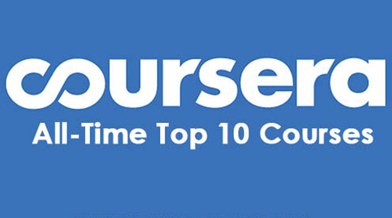 Coursera's All Time Top 10 Courses